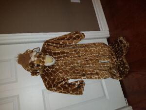 Costume girafe enfant large