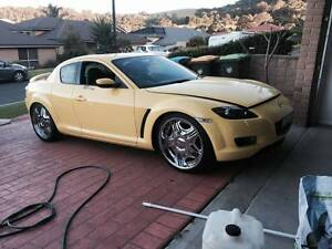 2004 Mazda RX-8 Coupe Albion Park Shellharbour Area Preview