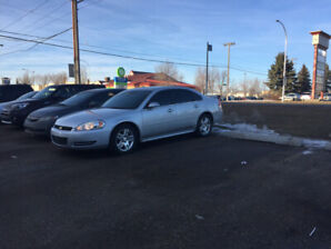 Great Car 2010 Chevy Impala Olympic addition Low mileage.