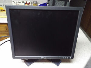 19 inch dell flat screen monitor Stratford Kitchener Area image 1