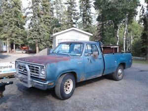 1975 Dodge Other Pickups D200 Pickup Truck