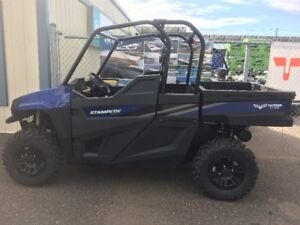 2018 Textron Offroad Stampede