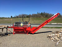 Entry Level Commercial Firewood processor only $195.00 a month