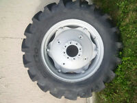 Brand New 13.6-28 BF Goodrich Tractor Tire from MF-165