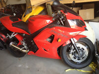 Beautiful Triumph Daytona in PRISTINE condition