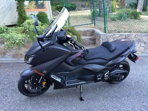 IMMACULATE CONDITION 2015 TMAX 530 SPORT MAXI-SCOOTER