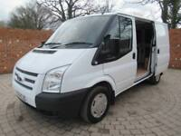 FORD TRANSIT 260 SWB LOW ROOF 6 SPEED HEATED SCREEN 3 SEATS