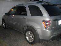 2005 Chevrolet Equinox tissus VUS