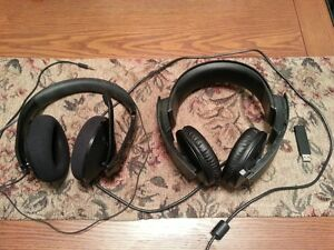 PLAYSTATION PS4 THE HEADSETS FOR SALE