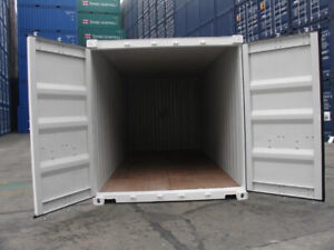 ONE-TRIP and USED Shipping Containers - BUY DIRECT