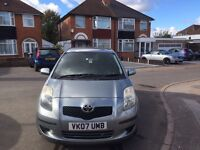 Toyota Yaris Zinc 1.3 ** Immaculate Condition**