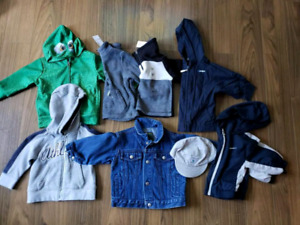 Boys toddler Sweaters and Jackets 12-18 mths