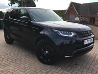 2017 17 Reg Land Rover Discovery HSE Auto 3.0 TD6 Station Wagon 260ps 4X4