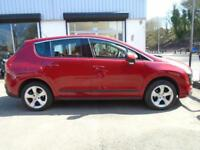 2011 61 Reg Peugoet 3008 Sport HDI with just 83000 Great Condition Call Now
