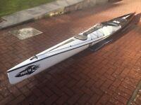 Tidrace Pace 18 Sea Kayak
