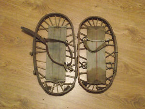 Antique Racing/Sport Snowshoes