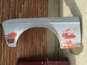 1967 1968 Mustang left front fender orig Ford Rustfree