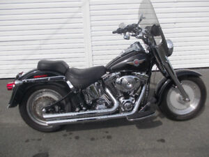 2004 Harley Davidson HOTROD Fat Boy One hot bike