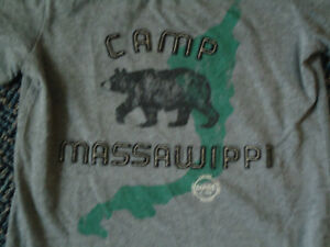Boys size 6 Camp Massawippi Short Sleeve T-Shirt by Hatley Kingston Kingston Area image 2