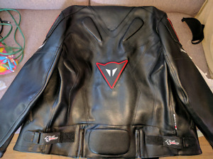Brand New 2017 DAiNESE Professional Motorcycle racing Jacket P/U