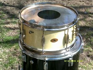 Slingerland Radio King Snare 1950s mint condition new skins