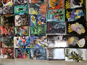 Hardcover Graphic Novels $20 each