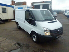 Ford Transit swb low roof 2013 1 company owner