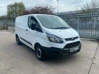 2016 Ford Transit Custom 2.0 290 LR P/V 104 BHP PANEL VAN Diesel Manual
