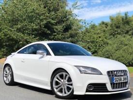 2008 Audi TTS 2.0 TFSI Quattro 3dr s3 WHITE *FINANCE & PART EXCHANGE WELCOME
