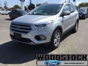 2017 Ford Escape SE  CERTIFIED PRE-OWNED, 1.99 OAC,201A, 4WD, SU