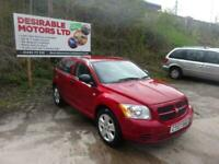 2007 Dodge Caliber 1.8 SE 5dr Hatchback Petrol Manual