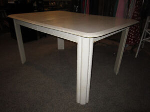 Spacious Wood End Table For Sale