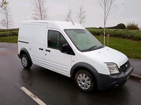 Ford transit connect twin door 2011