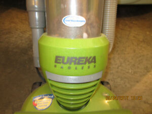 EUROKA VACUUM,  LIGHT WEIGHT AND VERY POWERFUL