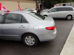 2005 Honda Accord LX-G Sedan E-TESTED & CERT Kitchener / Waterloo Kitchener Area image 7