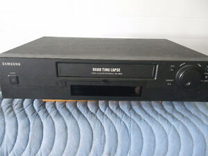 Price reduced: time lapse vcr and camera multiplexer