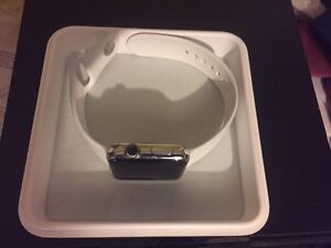 42mm Apple Watch gen 1 stainless steel