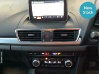 2015 Mazda 3 2.0 Sport Nav 5dr HATCHBACK Petrol Manual
