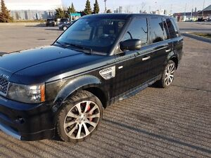 2011 Land Rover Range Rover Sport Autobiography: Supercharged!