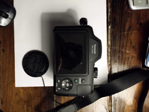 Panasonic LZ 40 luminix DSLR camera