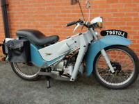 Velocette LE 192cc IN STUNNING CONDITION IN BEST COLOURS