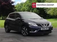 2016 Nissan Pulsar 1.2 DiG T N Connecta 5dr 5 door Hatchback