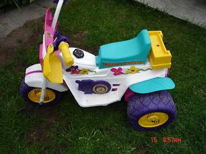 ** Motorized Trike **