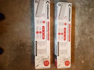 Baseboard heaters