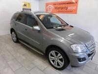 2010 Mercedes-Benz ML350 3.0CDI B/E Sport NAV, LEATHER *BUY FOR ONLY £74 A WEEK