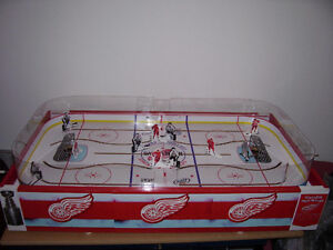 LNH JEU DE HOCKEY TABLE BOARD COLECO GAME ROOM MONTREAL QUEBEC West Island Greater Montréal image 8