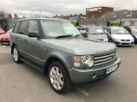 Land Rover Range Rover 3.0 Td6 Auto HSE 4X4 JEEP NOT TO BE MISSED