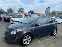 2014 Vauxhall Corsa 1.4 SXi 5dr [AC] Hatchback Petrol Manual