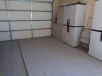 Keep your garage clean/dry with a CarMat!