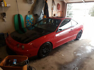 BUILT 1996 Acura Integra GSR TURBO